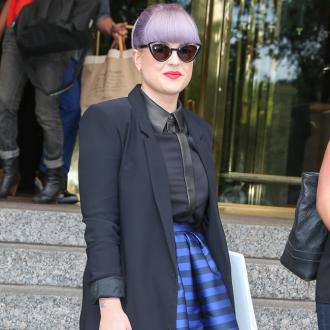 Kelly Osbourne Sprains Jaw