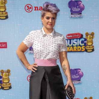 Kelly Osbourne's Mum Taught Her To Be A 'Fighter'