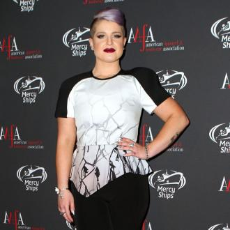 Kelly Osbourne thrilled for Melissa Rivers