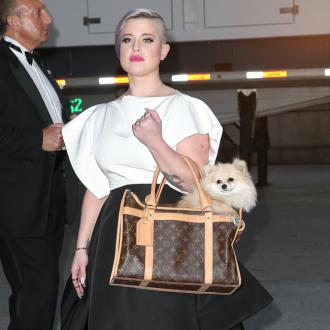 Dog attack leaves Kelly Osbourne barking mad