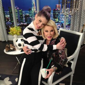 Kelly Osbourne Not Ready To Replace Late Co-star Joan Rivers