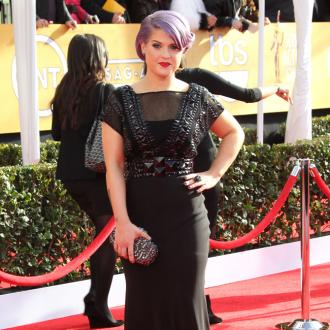 Kelly Osbourne Caught In Bomb Sweep At Sag Awards