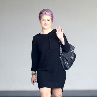 Kelly Osbourne Collects Award For Charity Work