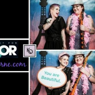 Kelly Osbourne Thanks Date For 'Unforgettable' Lgbt Prom