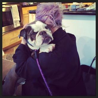 Kelly Osbourne Has Life Saved By Willy