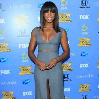Kelly Rowland So 'Happy' With Engagement