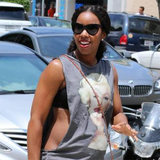 Kelly Rowland's Husband 'Super Supportive' During Pregnancy