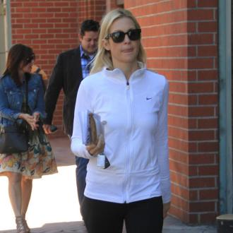 Kelly Rutherford's ex claims kids were fine