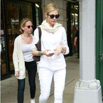Kelly Rutherford believes custody battle 'will work out'