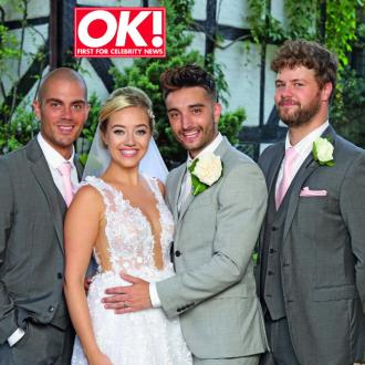 Tom Parker's rocking wedding venue