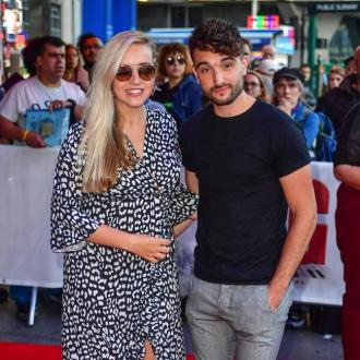Tom Parker to be a dad again