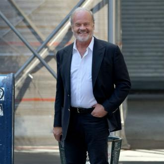 Kelsey Grammer learns scripts 'five minutes' before appearing on set