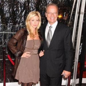Kelsey Grammer Agrees Temporary Child Custody Deal