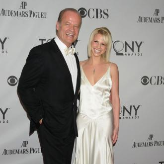 Kelsey Grammer Brings Baby Daughter To Playboy Party