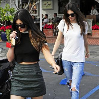 Kendall And Kylie Jenner Are Used To Fame