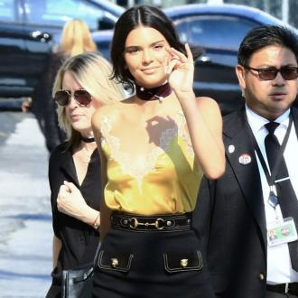 Kendall Jenner Jokes About Stealing Kourtney Kardashian's Kids