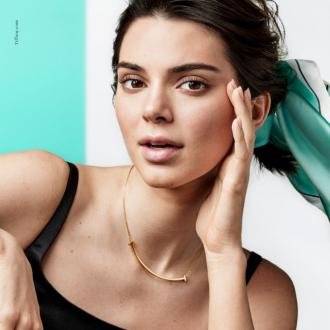 Kendall Jenner Is Face Of Tiffany And Co's Campaign
