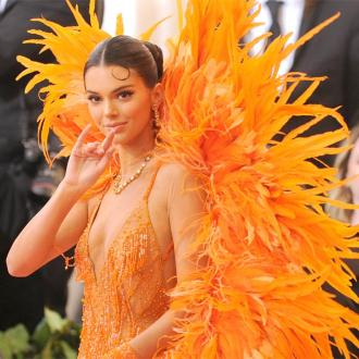 Kendall Jenner 'missing' the catwalk