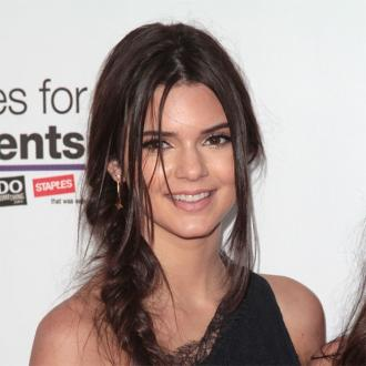 Kendall Jenner Thrilled With New Niece
