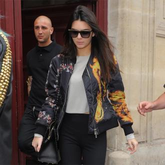 Kendall Jenner Cried At Kim Kardashian's Wedding