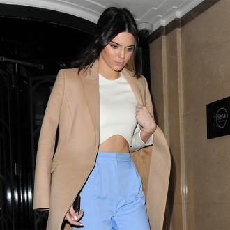 Kendall Jenner Struck Dumb By Karl Lagerfeld