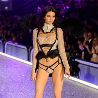 The Kardashians support Kendall Jenner's Victoria's Secret Fashion Show walk
