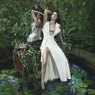 Kendall Jenner stars in La Perla's A/W 17 campaign