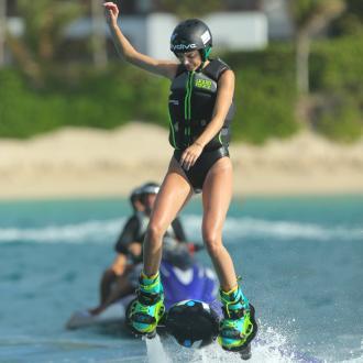Kendall Jenner's A Thrill Seeker