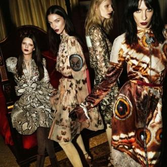 Kendall Jenner's Givenchy Campaign Unveiled