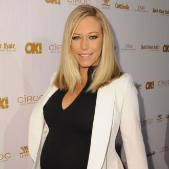 Kendra Wilkinson's Son Held Baby Sister First