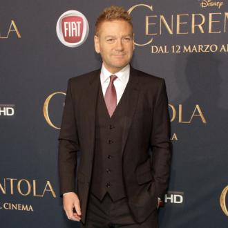 Kenneth Branagh: Lily and Cinderella have lovely hearts