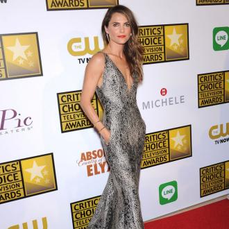 Keri Russell is 'doing really good' after split