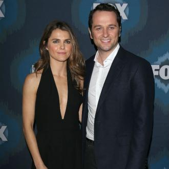 Matthew Rhys protective of Keri Russell