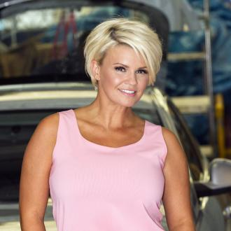 Kerry Katona making new friends following split