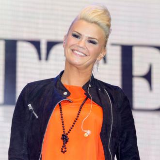 Kerry Katona recovering after liposuction