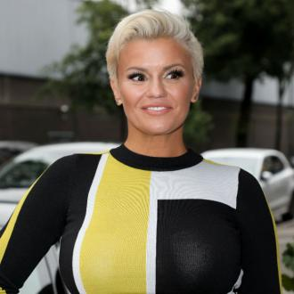 Kerry Katona drank three bottles of Prosecco a night
