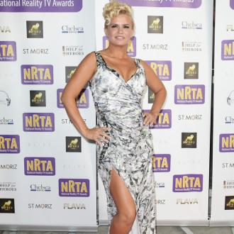 Kerry Katona hasn't had sex in a year