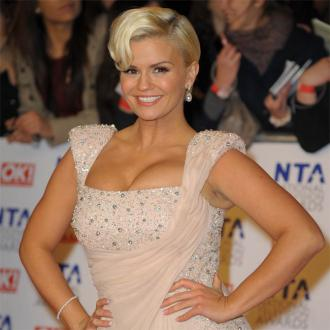 Kerry Katona has found God