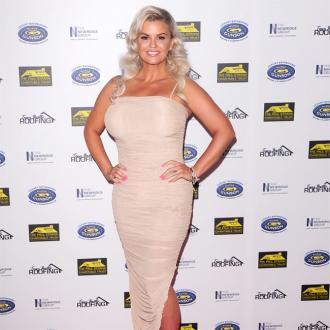 Kerry Katona gets George Kay tattoo removed