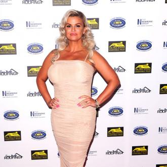 Kerry Katona 'too big' to breastfeed
