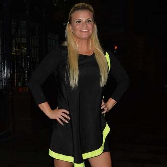 Kerry Katona hits back at online trolls