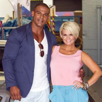 Kerry Katona slams reports marriage on rocks