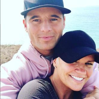 Kerry Katona dating Scottish hunk James English