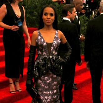 Kerry Washington: Fashion Is My 'Creative Outlet'