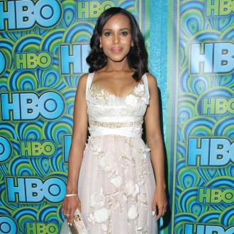 Kerry Washington Talks Scandal Wardrobe Choices