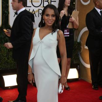 Kerry Washington Feels 'Really Blessed'