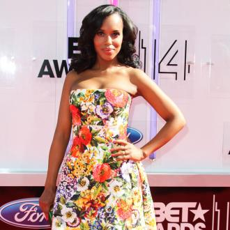 Kerry Washington Found Pregnancy 'Tough'