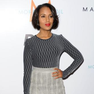 Kerry Washington's Better Life After Motherhood