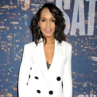 Kerry Washington Enjoyed Pregnancy Body
