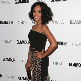 Kerry Washington learned to love her body